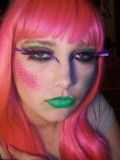 rave makeup - Google Search