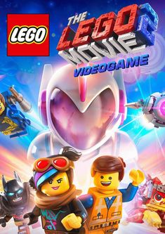 The Lego Movie 2 Videogame Poster Video Game Posters, Movie Posters, Warner Bros Movies, Star Wars Watch, Latest Trailers, Show Video, Lego Movie 2, Home Movies, Videogames