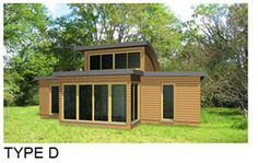 Maison modulaire 44 - SPECIFIC HOME : maison bois, Nantes, Montpellier, 34, maison écologique, maison bioclimatique, maison ossature bois