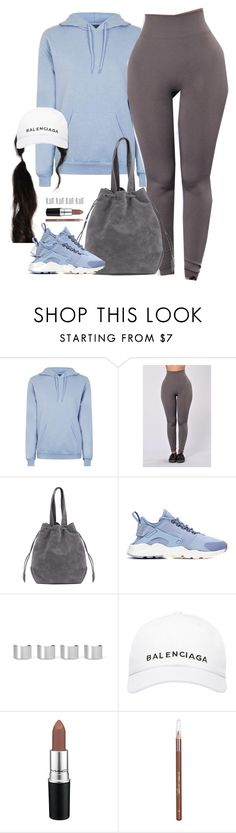 A fashion look from December 2016 featuring blue hoodies, blue shoes and man bag. Browse and shop related looks. Chill Outfits, Trendy Outfits, Cute Outfits, Fashion Outfits, Runway Fashion, Fashion Models, Nike Free Runners, Curvy Petite Fashion, Milan Fashion Weeks