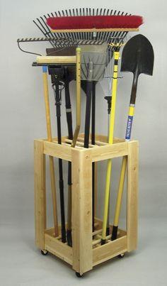 Garage Tool Caddy