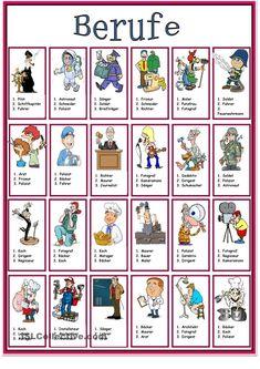Pin on French language German Grammar, German Words, German Resources, Deutsch Language, Germany Language, German Language Learning, Learn German, French Language, English Vocabulary
