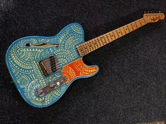thinline telecaster from rebelrelic