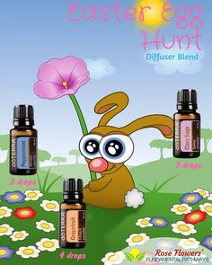 Here is an amazing diffuser blend for your Easter Sunday!! Enjoy your day!! #essentialoils #diffuserblend
