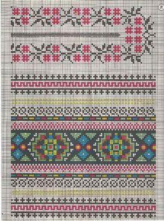 Cross stitch - Bead Loomwork
