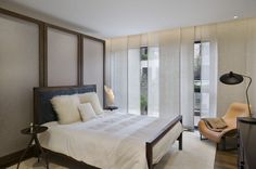 Panel window coverings