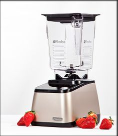 Blendtec Total Blender Designer Series or Read My Comparison REVIEWS on the Blendtec vs Vitamix