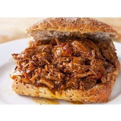 Venison Recipe for Slow Cooker Barbeque - Food - GRIT Magazine