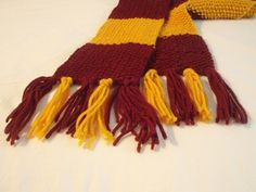 easy harry potter scarf pattern.