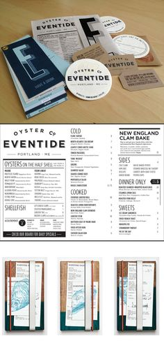 Eventide Oyster Co. | Might & Main