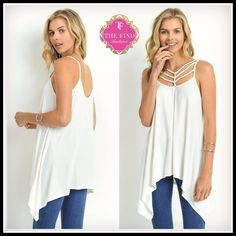 Kate Tunic in White