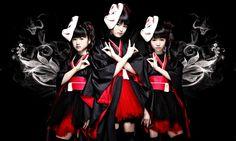 Babymetal: Japan's rockers in knee socks