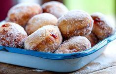 Jam Doughnuts - Kids Recipes