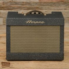 Ampeg Jet J-12 Guitar Combo Amp 1960s (s172) from Chicago Music Exchange