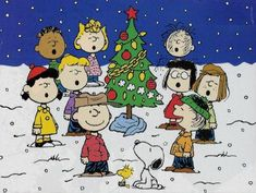 A Charlie Brown Christmas again another favorite! It is just not Christmas time without Frosty, Rudolph and Charlie Brown. The Christmas Song, Merry Christmas, Peanuts Christmas, Christmas Cartoons, Charlie Brown Christmas, Charlie Brown And Snoopy, Christmas Time Is Here, Christmas Images, Christmas Movies