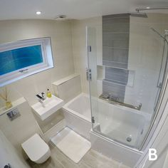Bathroom ideas, bathroom renovation, bathroom decor and master bathroom organization! Master Bathrooms could be beautiful too! From claw-foot tubs to shiny fixtures, these are the bathroom that inspire me the absolute most. Bathroom Lighting Design, Modern Bathroom Design, Bathroom Interior Design, Bathroom Designs, Attic Bathroom, Bathroom Layout, Small Bathroom, Bathroom Ideas, Bathroom Organization