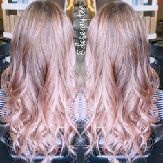 Image result for dusty pink balayage