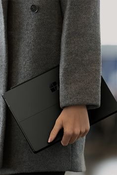 The bold new Surface Pro 6 is available in Platinum or Black with customizable Alcantara Type Covers. Let your style shine through. New Surface Pro, Microsoft Surface Book, Monochrome Fashion, Best Laptops, Studio Shoot, Type, Gadgets, Study, Detail