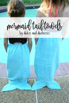 easy mermaid tail to