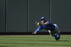 Look out, Lorenzo Cain! Kevin Pillar is about to take over your title for ground work!