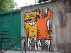 Monsieur CHAT & Friend, Paris
