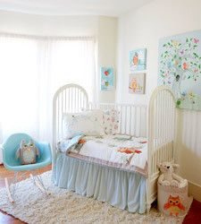 Baby Owl Bedding Set - by Little Acorn
