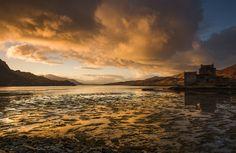 Eilean Donan Sunset