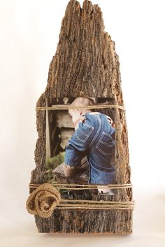 Picture frame Rustic Barnwood Photos Shabby Chic