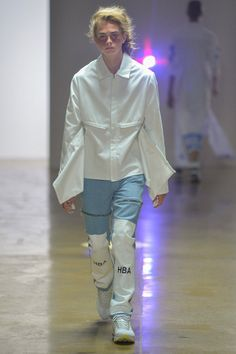 VFILES | Hood by Air S/S 2014 | by ss14runway