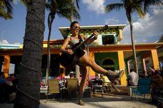 Fort Myers Beach, Florida, Island, Learning, Music, Summer, Fun, Musica, Musik