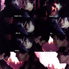 "#The100 4x11 ""The Other Side"" - Monty and Jasper"