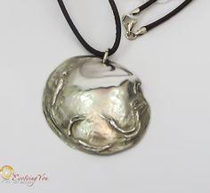 Celtic Sea Shell Pendant