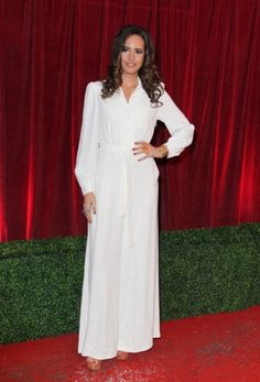 Louise Roe in Tyler Jumpsuit