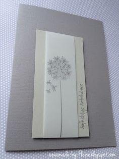 Meine kreative Welt...: Trauerkarten...