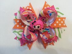 la la stacked bow 6.50 + shipping