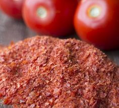 How to Make Tomato Powder Out of Tomato Skins - Brooklyn Farm Girl