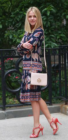 The Kiev-born, Paris-based blogger behind Tsarina Maryna shares style tips and tricks.