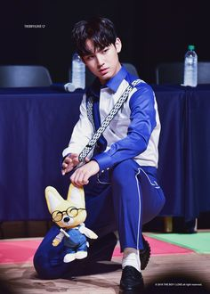 ❁ #SEVENTEEN #MINGYU ♕ EXULANSIS on pinterest.