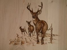 Wood-Burning Art Pyrography | Custom Wood Burning | Wood Burning Art
