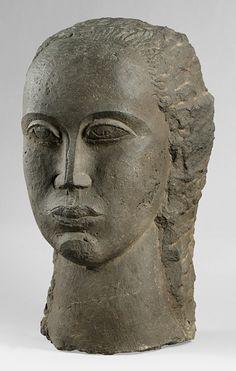 Ossip Zadkine, Tete de femme - 1931 - Zadkine Research Center