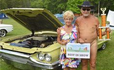 Review of the 2nd annual naturist car show put together by the Northern Exposure Sun Club and Juniper Woods Nudist Park in July of 2016.