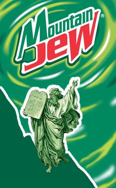 Mountain Jew. GREAT snack idea for Bible Bowl this year!