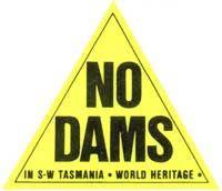 Tasmania, World, 1980s, Campaign, Sticker, Australia, River, Adventure, Retro