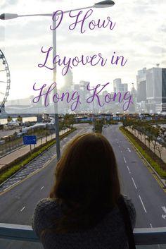 Layover in Hong Kong Title