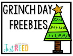 TEACH YOUR CHILD TO READ - Host an unforgettable Grinch Day this Christmas. Includes printables, links to freebies, decor ideas, and more! Super Effective Program Teaches Children Of All Ages To Read. Grinch Christmas Party, Grinch Party, Preschool Christmas, Christmas Ideas, Christmas Stuff, Christmas Writing, Christmas Crafts, Outdoor Christmas, Xmas Party