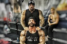 "Rich Piana's Athlete Spotlight: Eric ""Viking"" Hinckley Bodybuilding News, Bodybuilding Motivation, Hot Men, Sexy Men, Hot Guys, Body Builders, Laugh At Yourself, Beast Mode, Powerlifting"