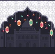 Church Backgrounds, Flower Backgrounds, Wallpaper Backgrounds, Computer Backgrounds, Wallpapers, Eid Mubarak Background, Ramadan Background, Wallpaper Ramadhan, Eid Card Designs