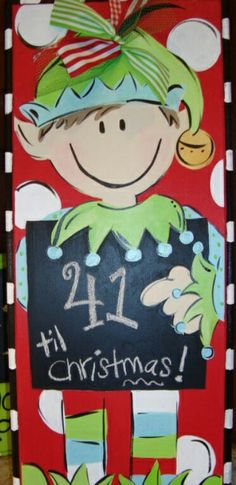 Christmas canvas painting                                                                                                                                                                                 More                                                                                                                                                                                 More