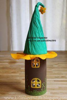 ДЕТСКИЕ ПОДЕЛКИ Toilet Roll Craft, Toilet Paper Roll Crafts, Diy For Kids, Crafts For Kids, Arts And Crafts, Recycled Crafts, Diy Crafts, Planet Crafts, Gruffalo Party