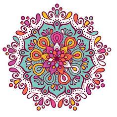 Claudia Estrada - Sanación Espiritual: Mandalas, sus colores y formas.